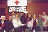 Kari Wahlgren at Voices for the Shores