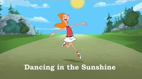 Phineas and Ferb - Dancing in the Sunshine