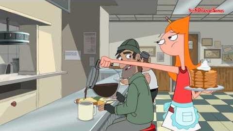 Phineas and Ferb - Little Bit of Home on the Road