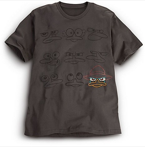 File:Agent P facial expressions t-shirt.jpg