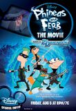 Phineas and Ferb Across the Second Dimension promotional image