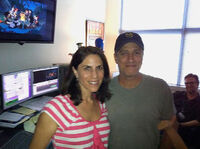Aliki and JonStewart