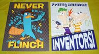 Phineas and Ferb 2012 portfolios 1