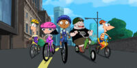 Tour de Ferb (bike race)