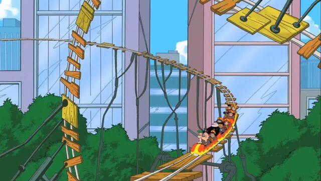 File:Pretzel portion of coaster.jpg