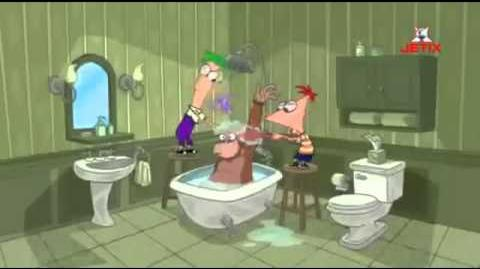 Phineas and Ferb Arabic Intro Jetix Middle East