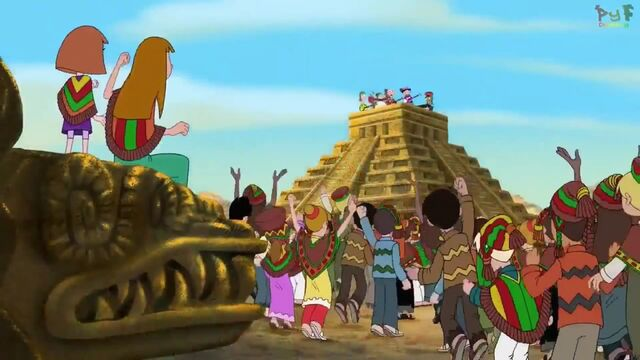 File:The gang atop the Temple of Juatchadoon.jpg
