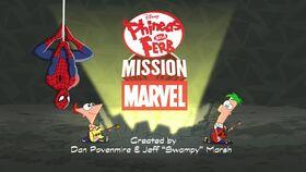 Mission Marvel title card