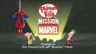 Mission Marvel title card