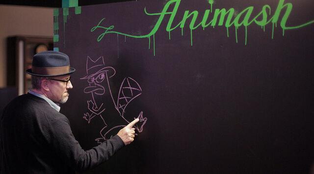 File:Swampy at chalkboard.jpg