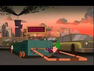 Ferb and the Platypult