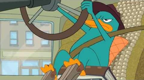 Phineas and Ferb - Mobile Mammal