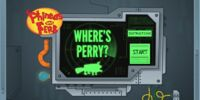 Where's Perry? (video game)