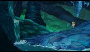 Cave again