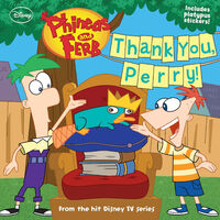 Thank You, Perry! front cover