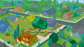 Tree to Get Ready title card