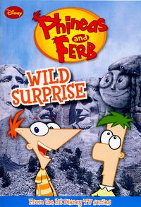 Wild Surprise front cover