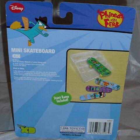 File:PnF Mini Skateboard - back.jpg