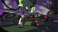 Doofenshmirtz loses to planty