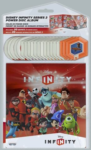File:Disney Infinity Power Disc Album - Series 2 full set.jpg