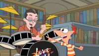 "Phineas and Sherman singing ""brand new generation"""