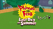 Last Day of Summer title card
