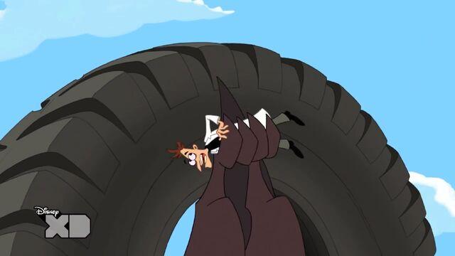 File:Flying through a hoop.jpg