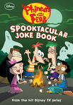 Spooktacular Joke Book front cover