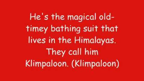 Phineas And Ferb - The Ballad Of Klimpaloon Lyrics (HQ)