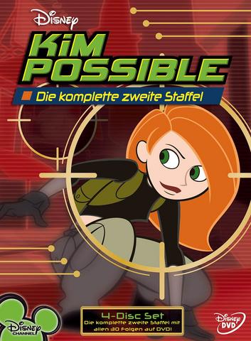 File:Kim Possible Season 2 DVD.png
