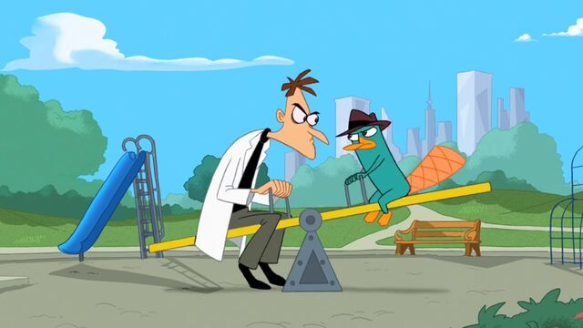 File:Doofenshmirtz and Perry on Seesaw.jpg
