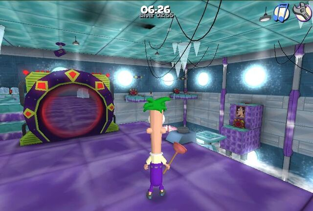 File:Ferb exploring in game 1.jpg