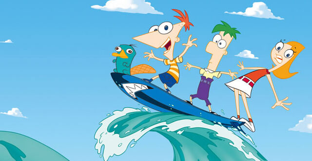 File:Surfing is fun. But, it will be more fun with Phineas and Ferb!.jpg