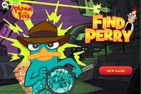 Menu - Find Perry