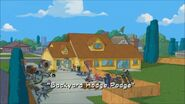 Backyard Hodge Podge title card