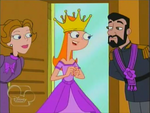 Candace-as-the-princess