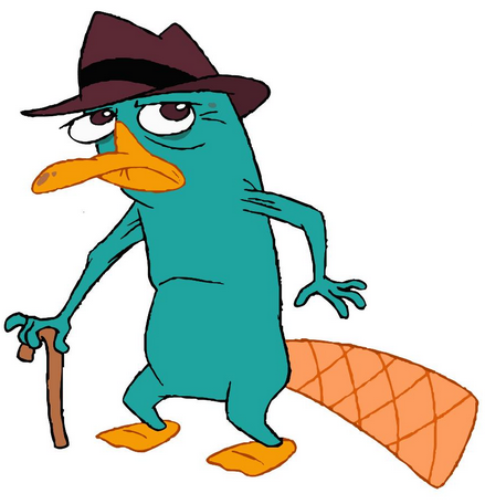File:Perry the Old Platypus Promotional Image.png