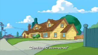 Candace Disconnected title card