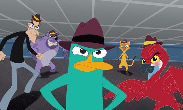 O W C A Files Phineas And Ferb Wiki Fandom Powered By
