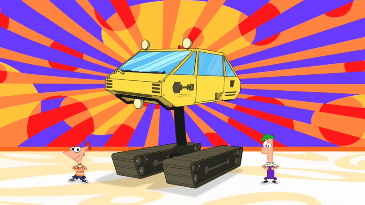 all terrain vehicle song phineas and ferb wiki fandom