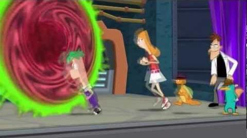 """Phineas & Ferb Across the Second Dimension"" Video Game Trailer"