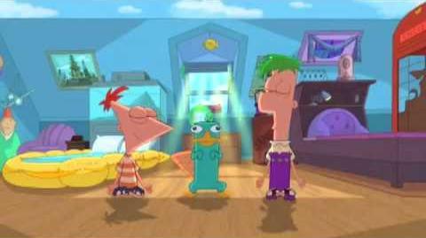 Phineas und Ferb - Alles ist besser mit Perry