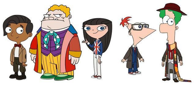File:Phineas and Ferb doctors concept art.jpg