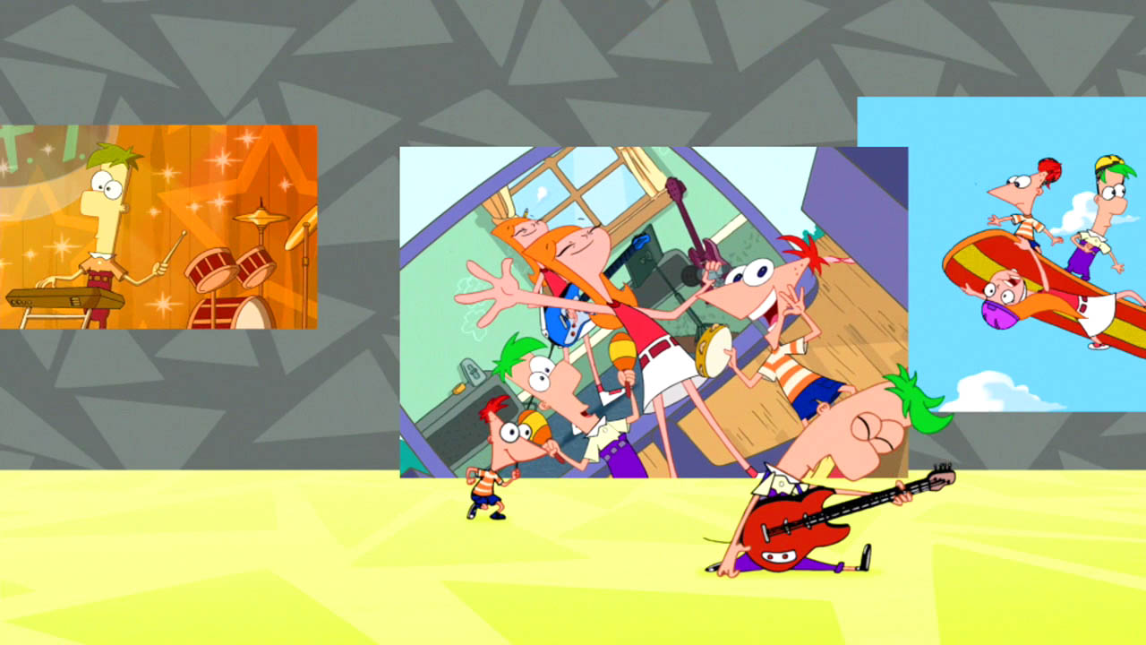 season 2 phineas and ferb wiki fandom powered by wikia