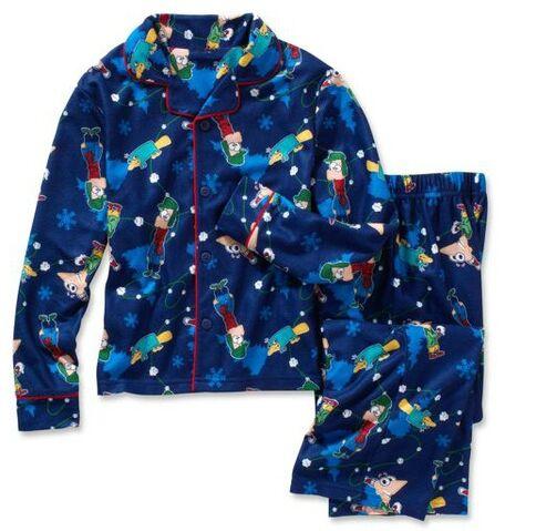 File:Winter themed boys' pajamas.jpg