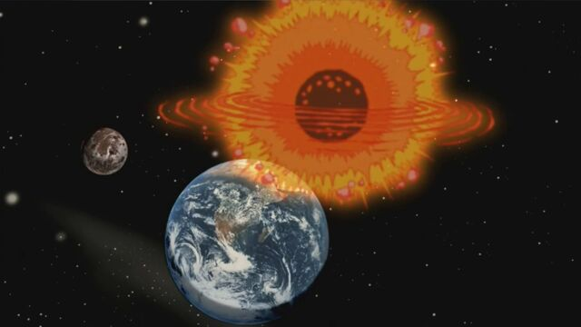 File:Explosion Above Earth.jpg