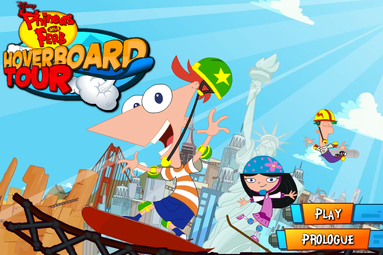 hoverboard world tour phineas and ferb wiki fandom