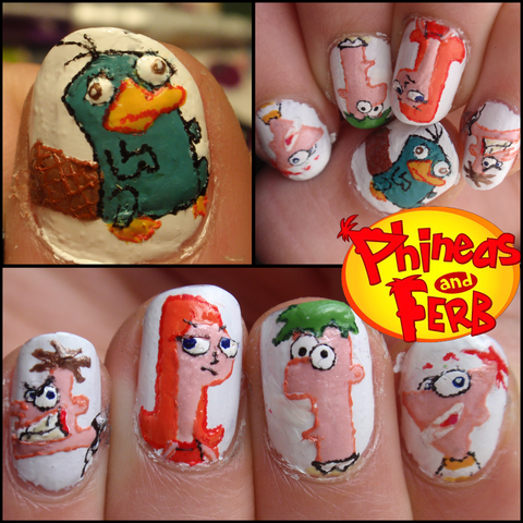 File:Phineas and ferb nails, by JawsOfKita-LoveHim.png