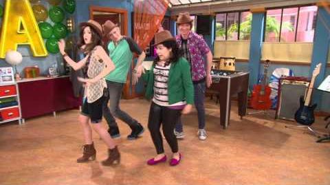 Disney Channel Platypus Walk