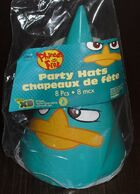 DesignWare 2012 Perry Face Party Hats